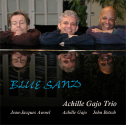 Achille Gajo Trio: Blue Sand